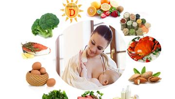 Dinh dưỡng cho mẹ