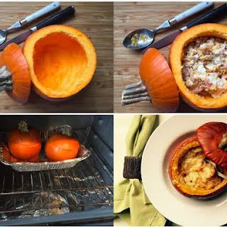 Best-ever Stuffed Pumpkins.