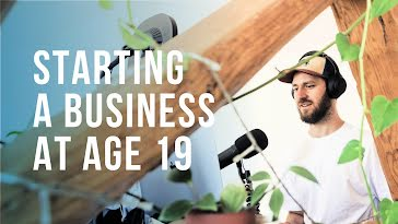 Starting Business 19 - YouTube Intro template