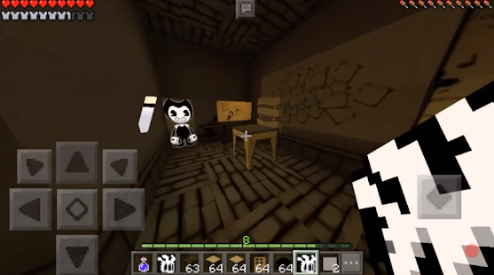Map Bendy & the ink machine for Mcpe | Free Games Online ...