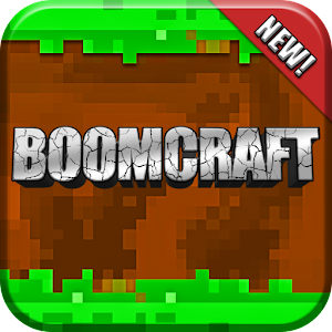 BoomCraft 60 by BMG Inc. logo