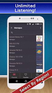📻 Nicaragua Radio FM AM Live! screenshot 0