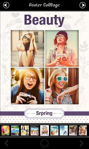 Poster Photo Collage Editor  screenshots 5