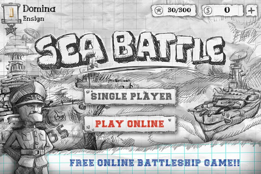 Sea Battle: Online Battleship