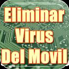 Eliminar Virus Gratis de mi Movil en Español Guia icon