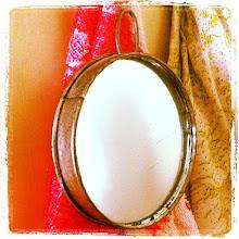 Photo: Old hangin' mirror #intercer #mirror - via Instagram, http://instagr.am/p/LfN5SkpfrB/