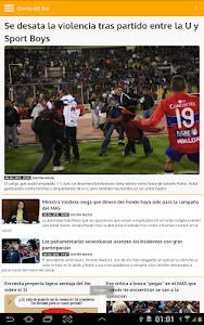 Diario Correo del Sur screenshot 8