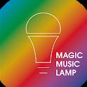 MAGIC MUSIC LAMP icon