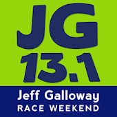 Jeff Galloway Half Marathon