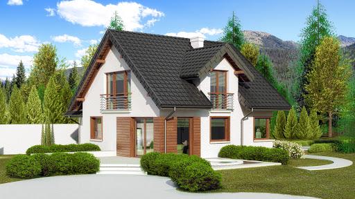 projekt Dom przy Cyprysowej 31
