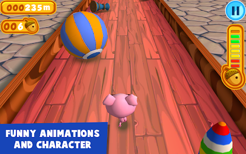 Mega Racing Pig: Super Run screenshot 5