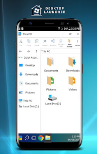 App Desktop Launcher - PC style APK for Windows Phone