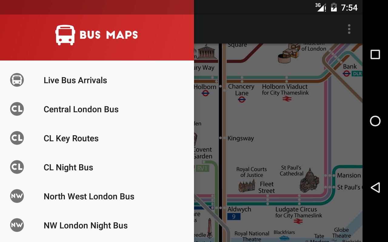 london bus timings