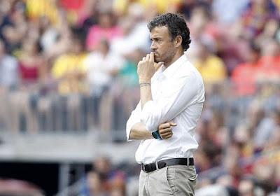 FC Barcelona mist Lionel Messi en gaat onderuit tegen Sevilla