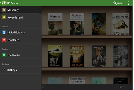 Universal Book Reader Full Key- screenshot thumbnail
