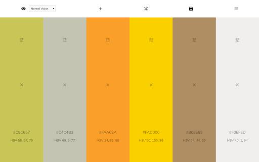 Pigments - Color Scheme Generator screenshots 11
