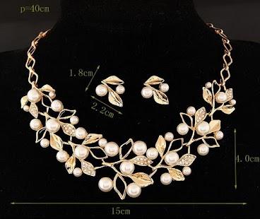 ženské šperky - náhled