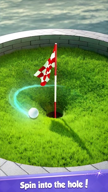 Golf Rival Android App Screenshot