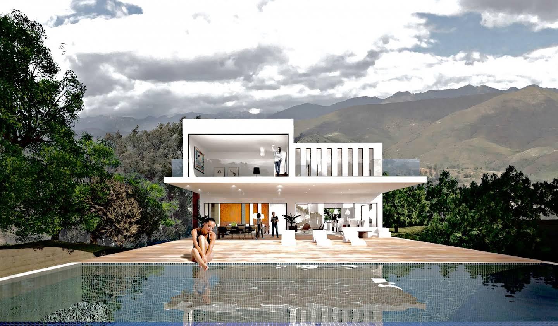 Maison avec piscine Málaga