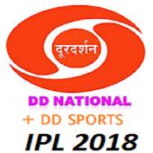 Tải DD SPORTS & DD NATIONAL LIVE 2018 miễn phí