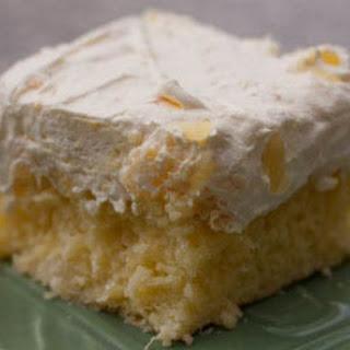 Pineapple Dream Cake.