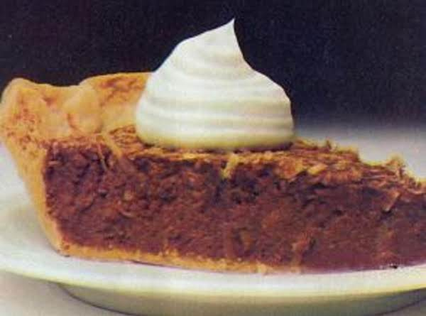 Wickedly Rich Pie Recipe