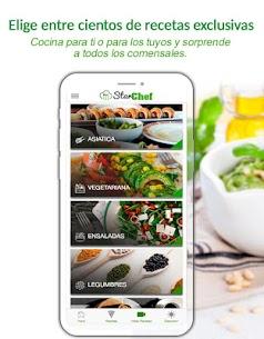 StarChef – Recetas Premium de Cocina en Español 1