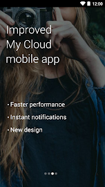 My Cloud Screenshot 1