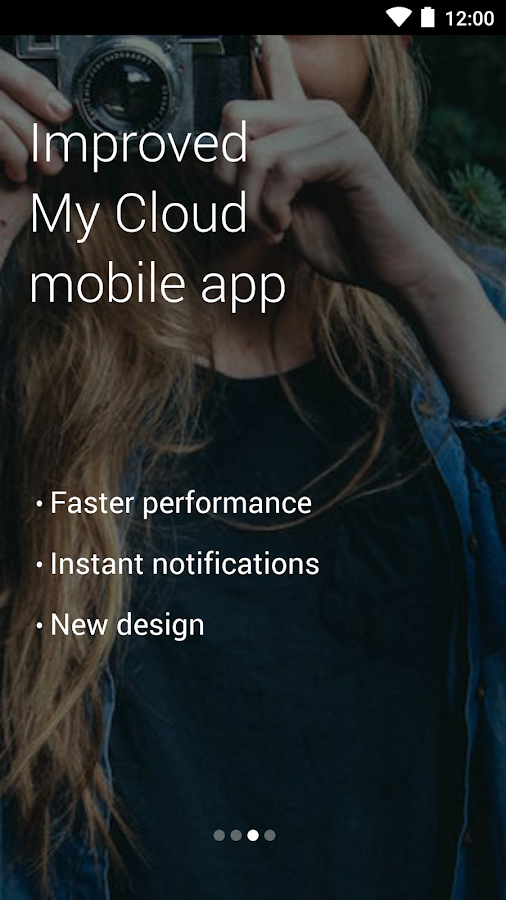 My Cloud- screenshot