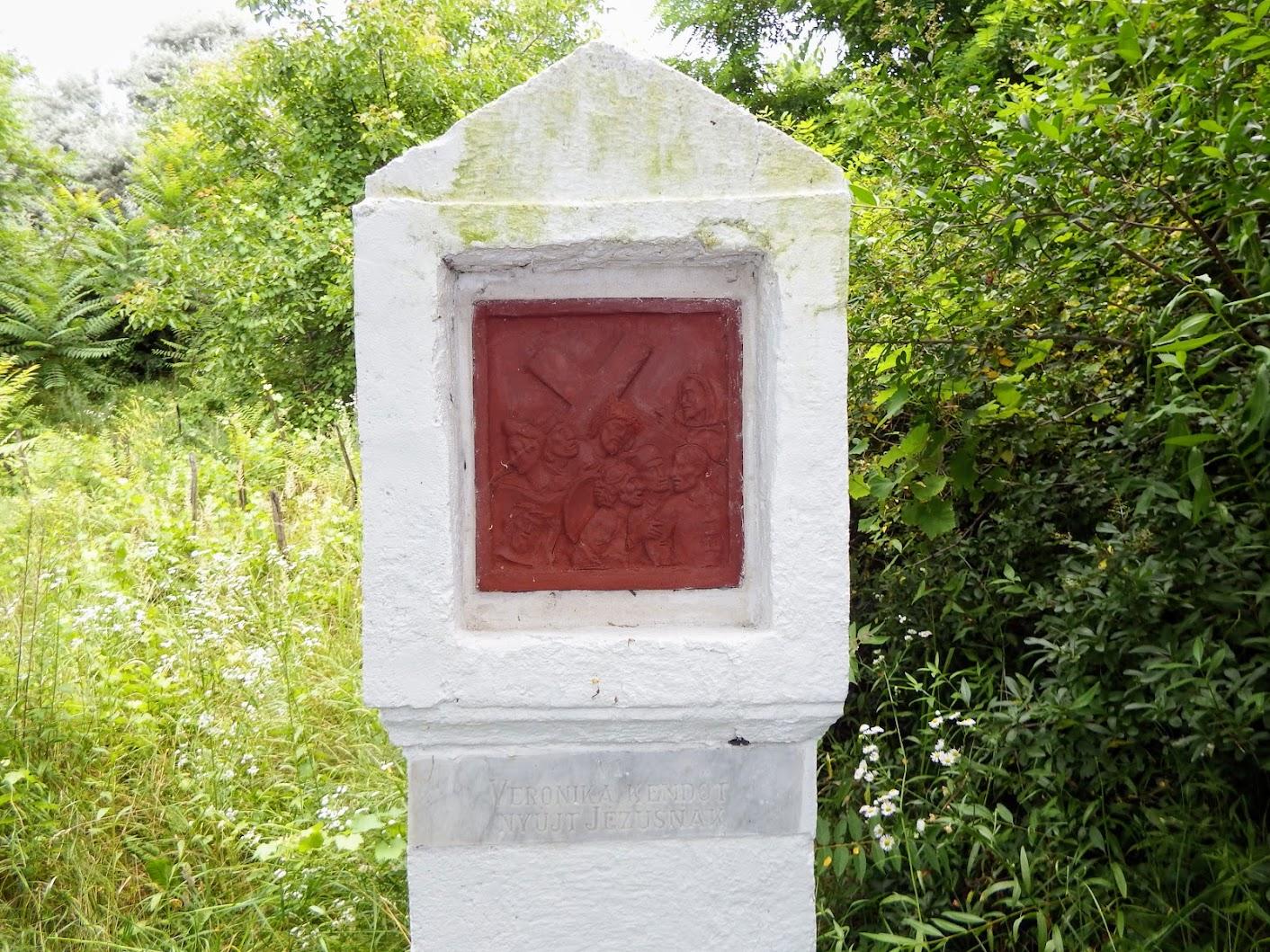 Tatabánya - Alsógallai kálvária