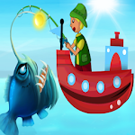 Fishing ocean - Big Fish Icon