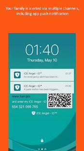 天使救援 iCE - Emergency Alert SOS (Mainland China) for PC-Windows 7,8,10 and Mac apk screenshot 4