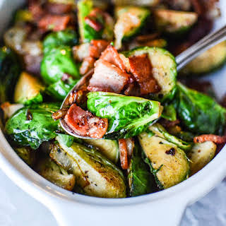 Brussel Sprouts With Caramelized Onions Recipes.