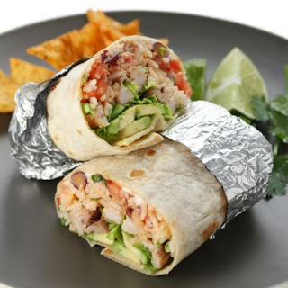 Chipotle's Chicken Burrito