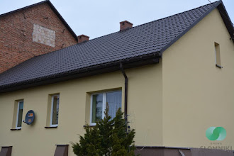 Photo: Remont domu socjalnego w Polanowicach