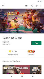 Google Play Games APK screenshot thumbnail 3