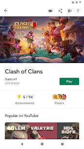 Google Play Games 3