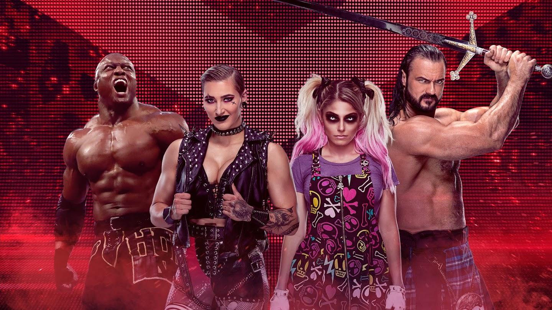 Watch WWE Monday Night RAW live