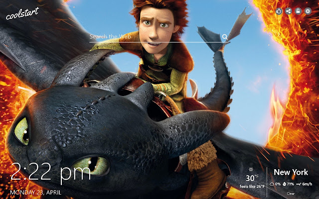 How To Train Your Dragon Hd Wallpapers Theme