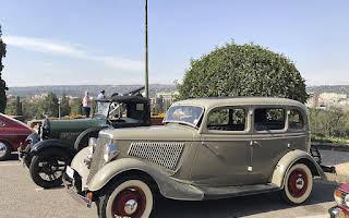 Ford Model 40 Rent Gauteng