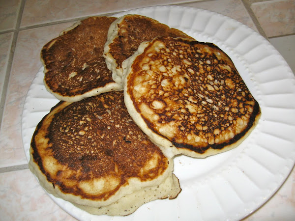 Aga' And Månhå Pancakes ( Recipe