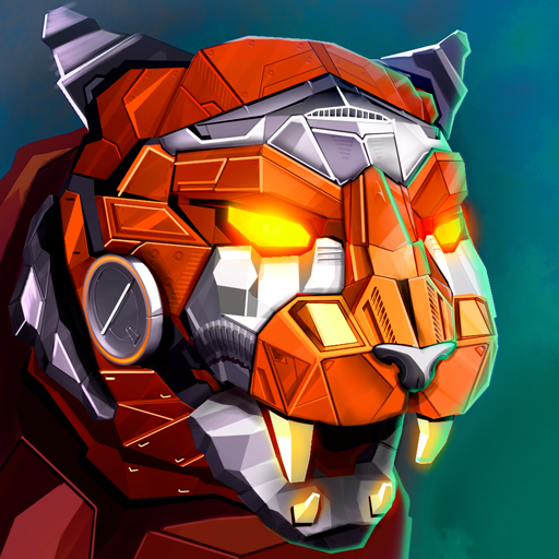 Tiger Transforming Robot 2018