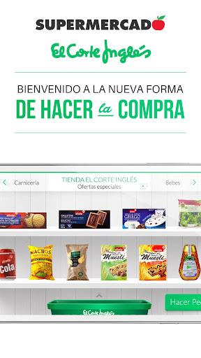 Supermercado El Corte Inglés screenshot 1