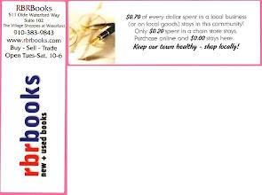 Photo: RBR Books