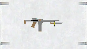 28式小銃・改(銃剣付き)
