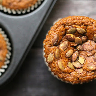 Sweet Potato Pancake Muffins