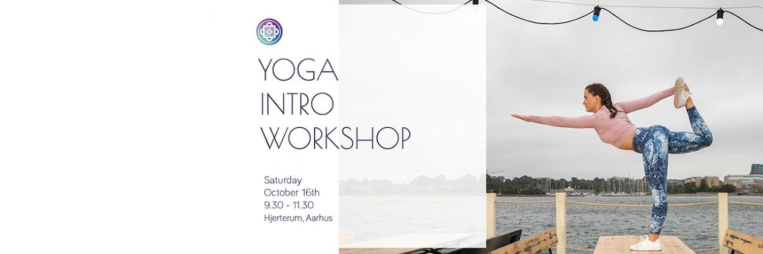 Yoga Intro Workshop - Aarhus Hjerterum - English