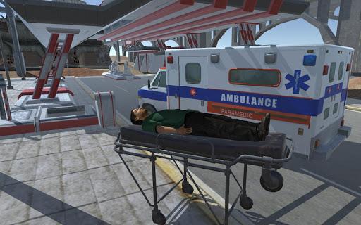 Ambulance Emergency Simulator