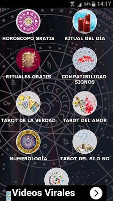 Tarot y Horoscopo Gratis - Rituales y Videncia - screenshot