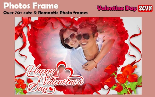 Valentine\'s Day Collage Editor - Love Frames - Android Apps on ...